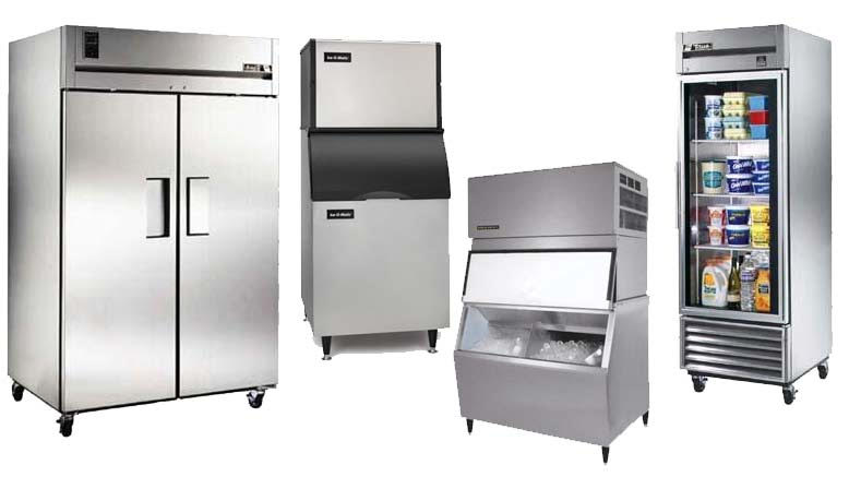 Commercial & Residential Refrigerators